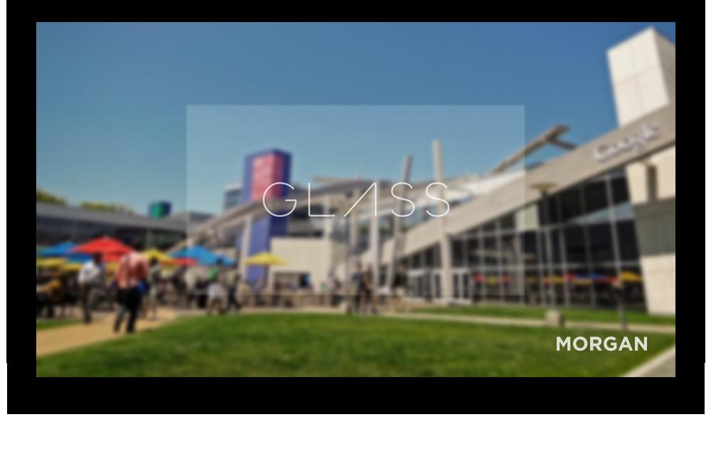 Google Glass - Google Campus