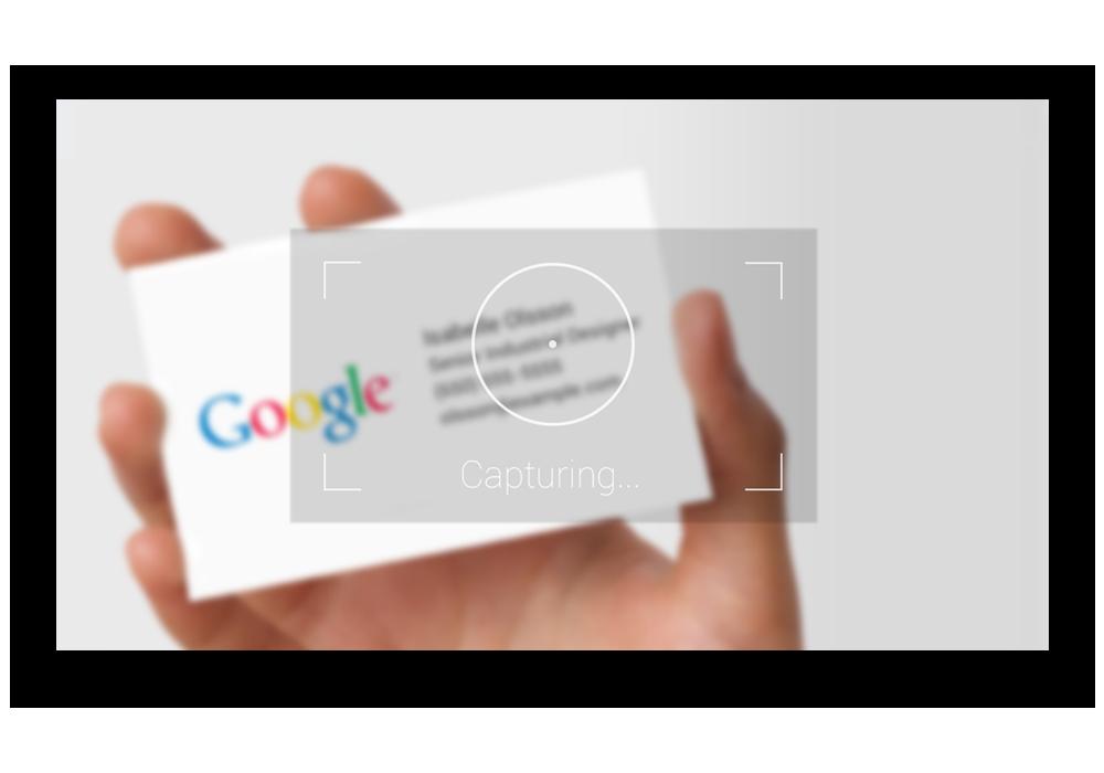 Google Glass - Google Goggles