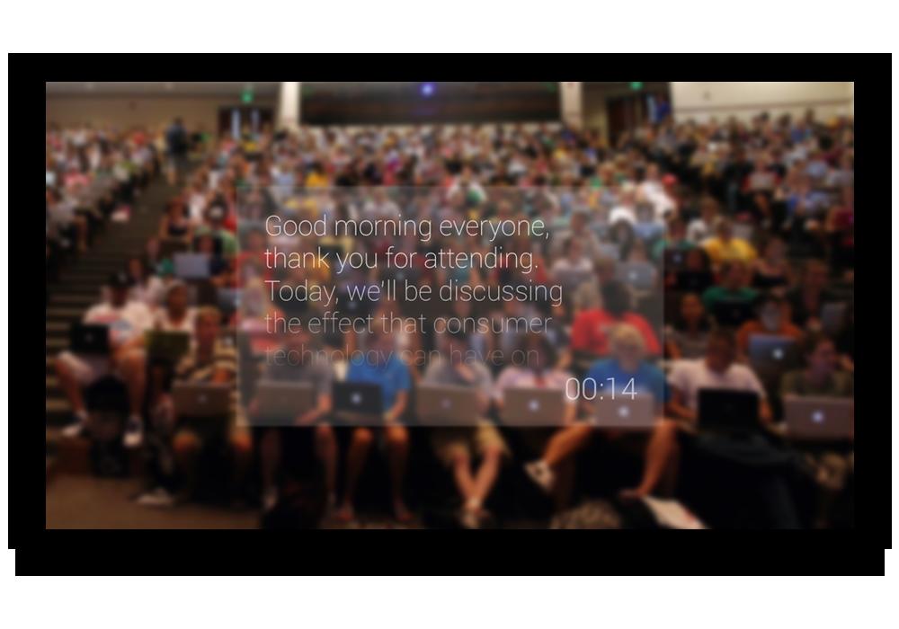 Google Glass - Keynote