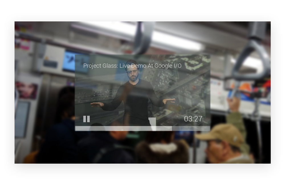 Google Glass - YouTube
