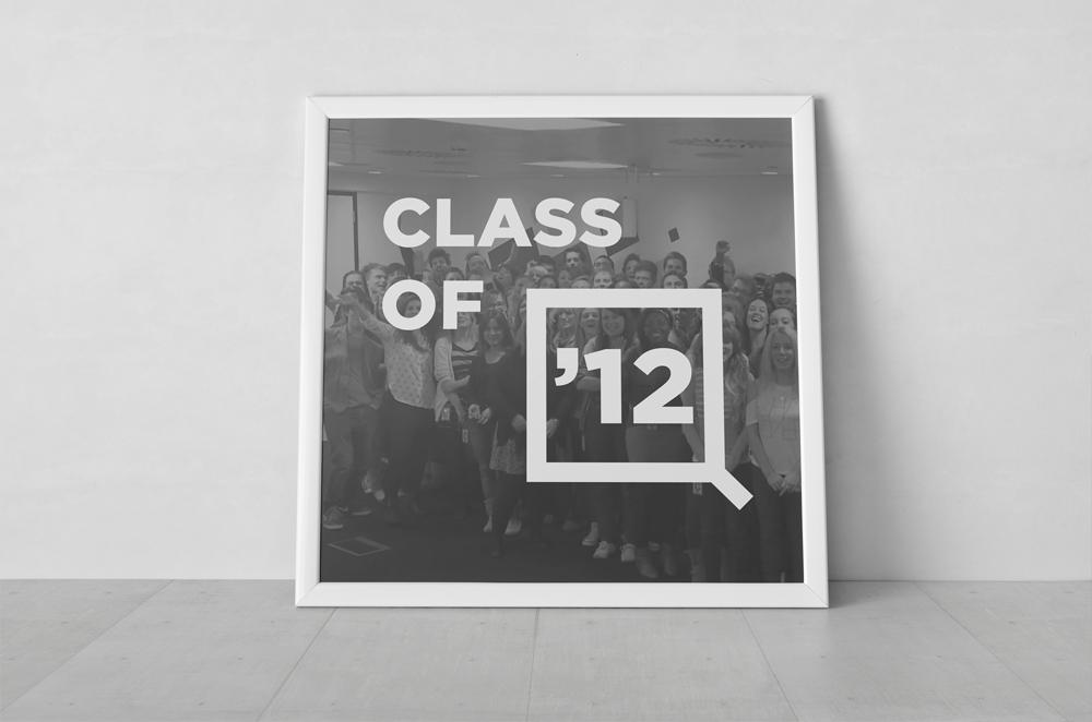 SQUARED Graduation Frame
