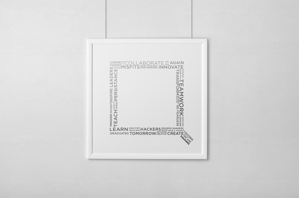 Typographic Frame