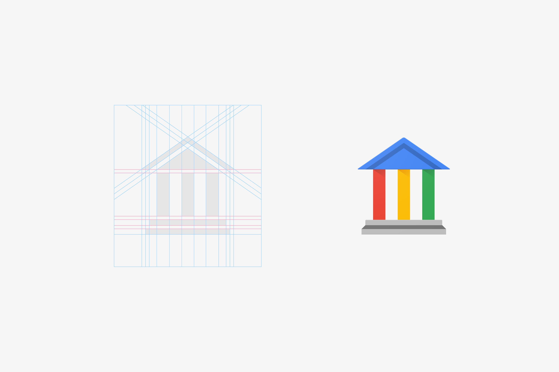 Google Digital Academy Logo - Grid