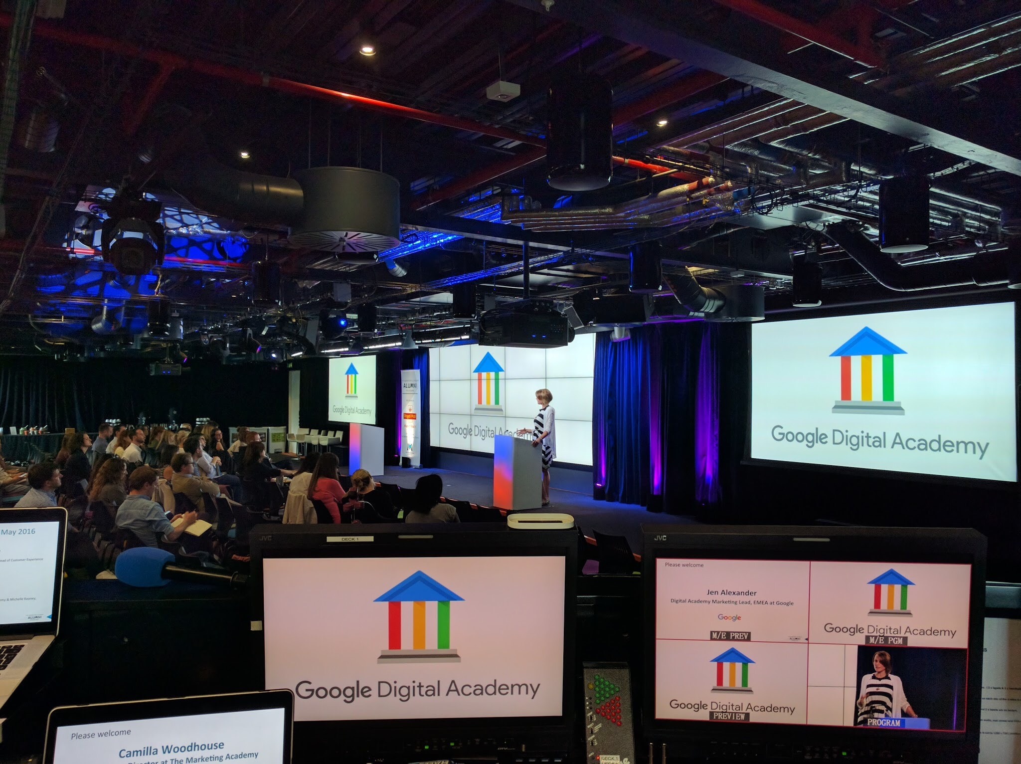 Google Digital Academy - Jen Harvey Keynote