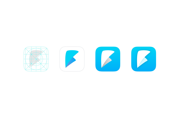 Duolingo Tinycards Flips App Icon Exploration