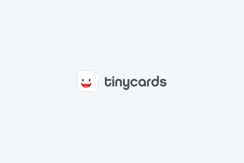 Duolingo Tinycards Logo Final