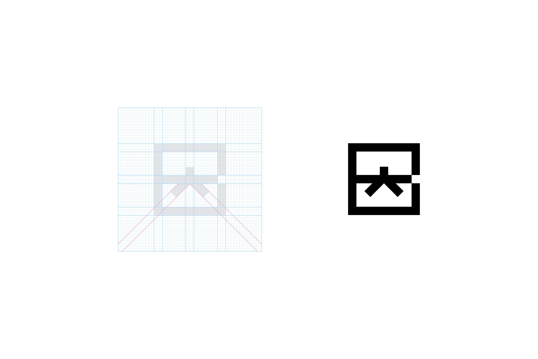 Google Brand Black Belt Product Icon Logo Grid