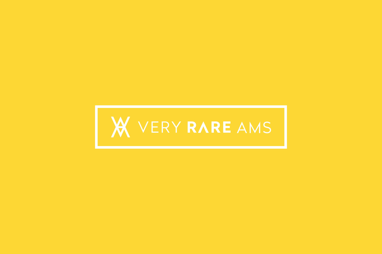 Very Rare Amsterdam Logo