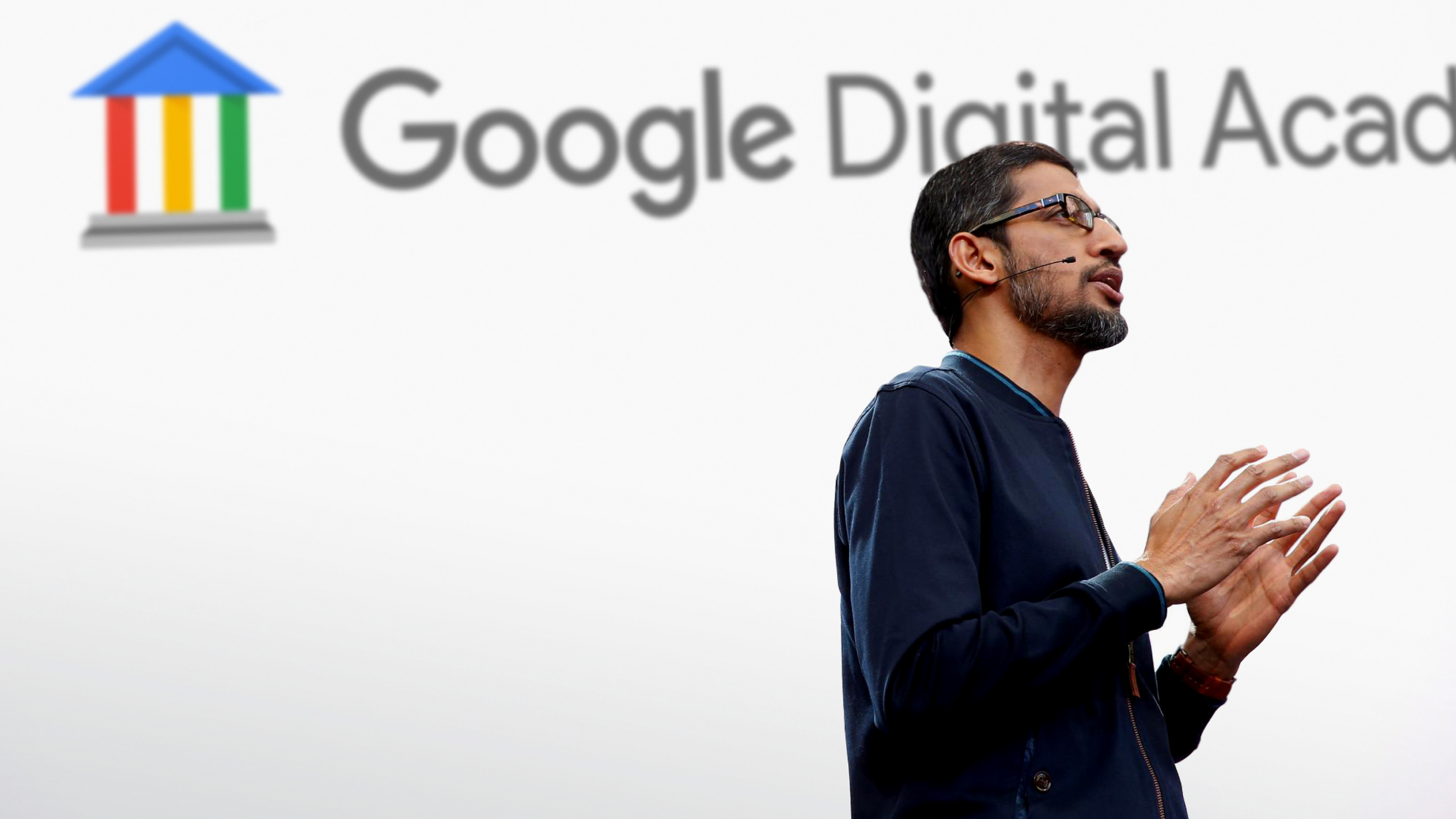 Google Digital Academy Branding - Jack Morgan