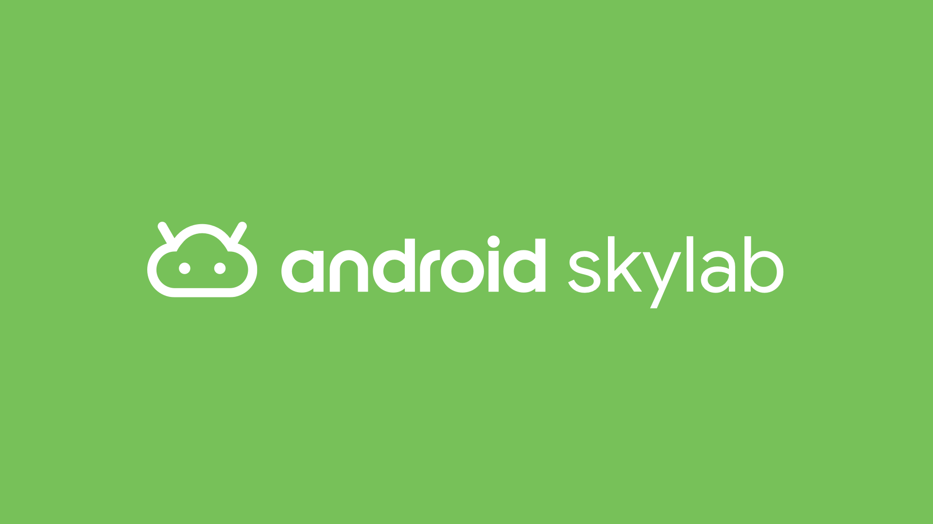 Google Android Skylab Logo by Jack Morgan