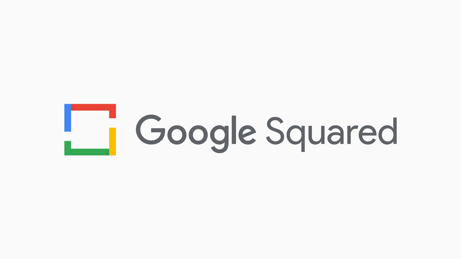 Google Squared Logo by Jack Morgan