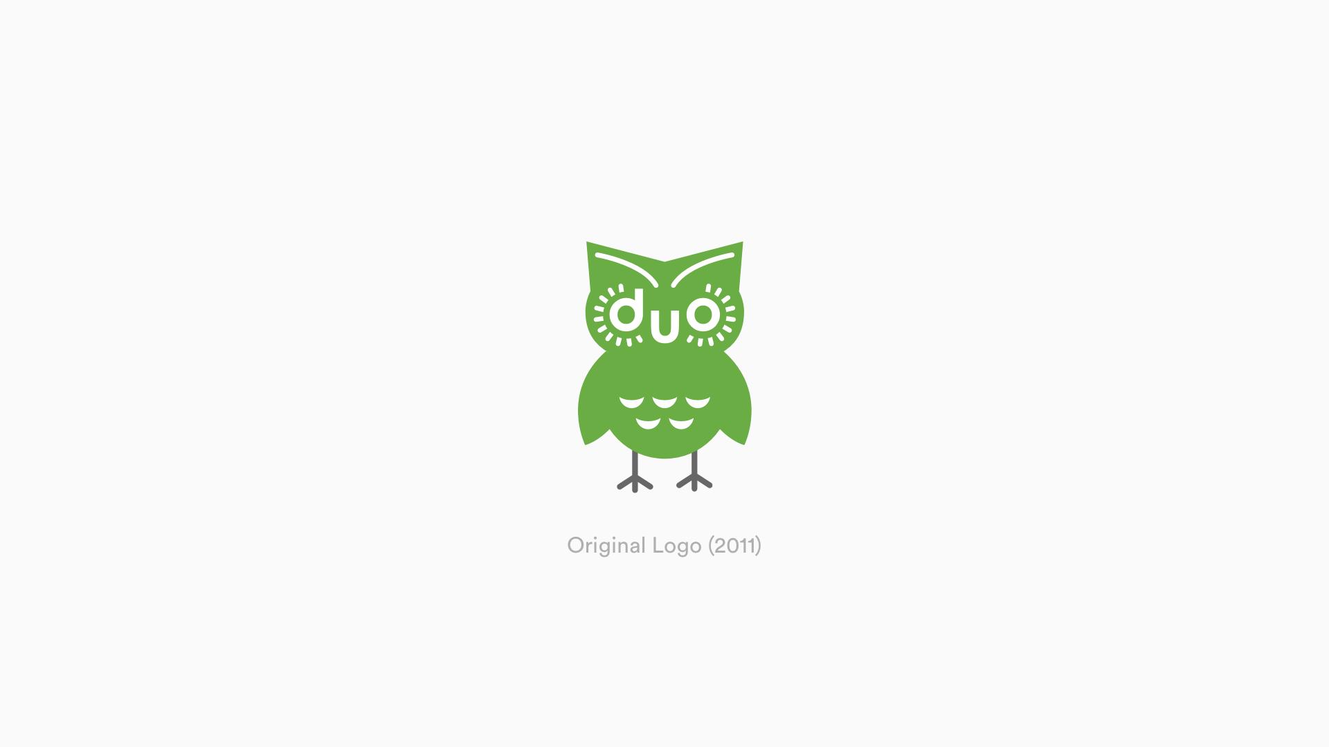 Duolingo Original Logo