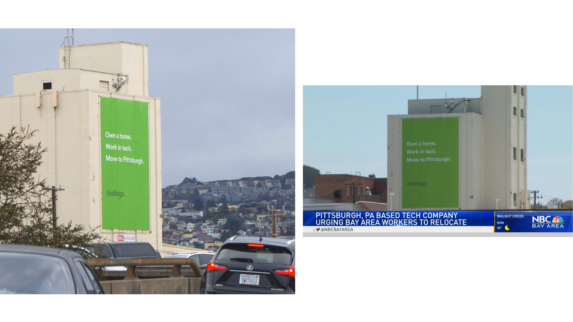 Duolingo Billboard Johnson Banks