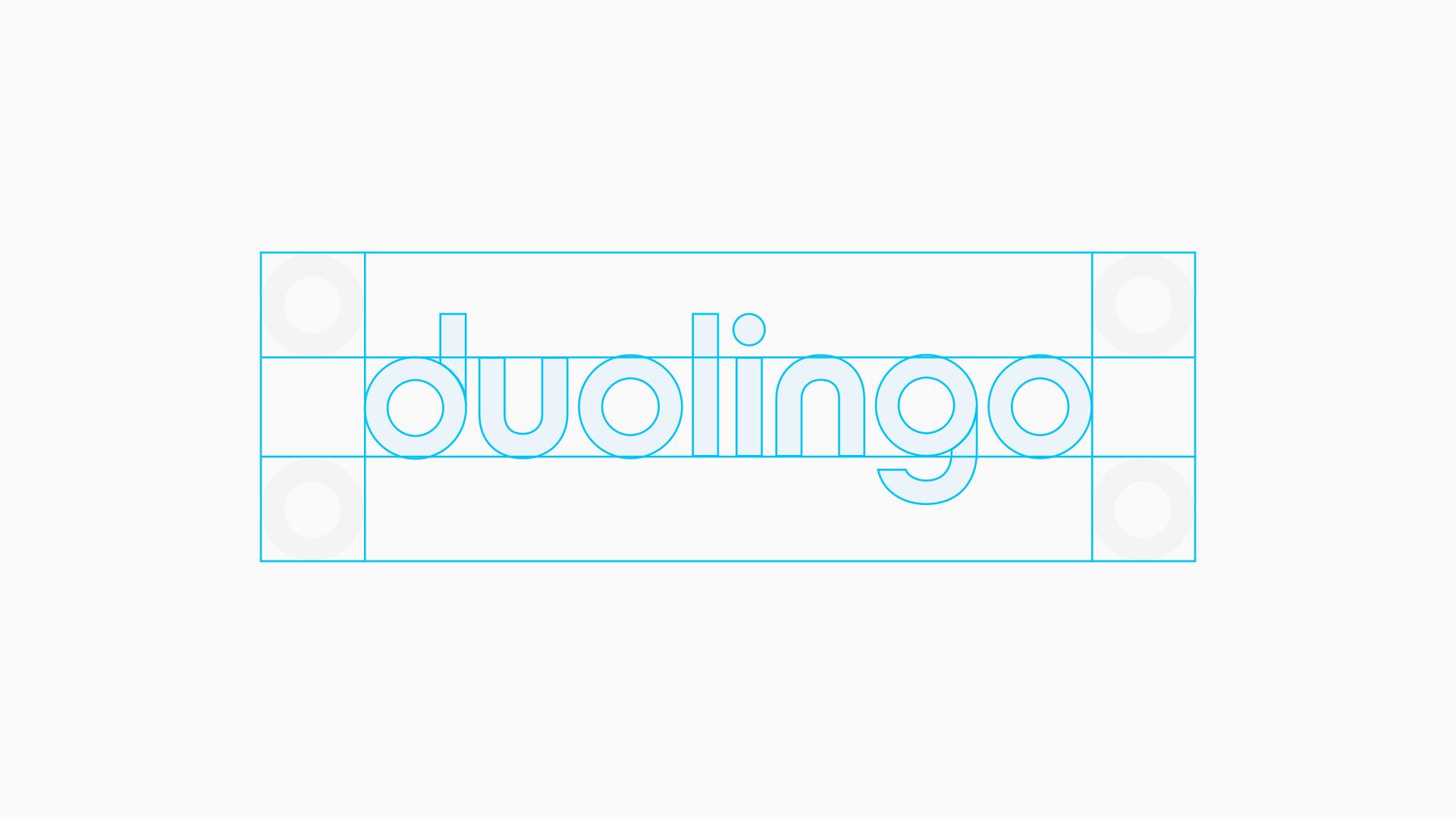 Duolingo Logo Grid