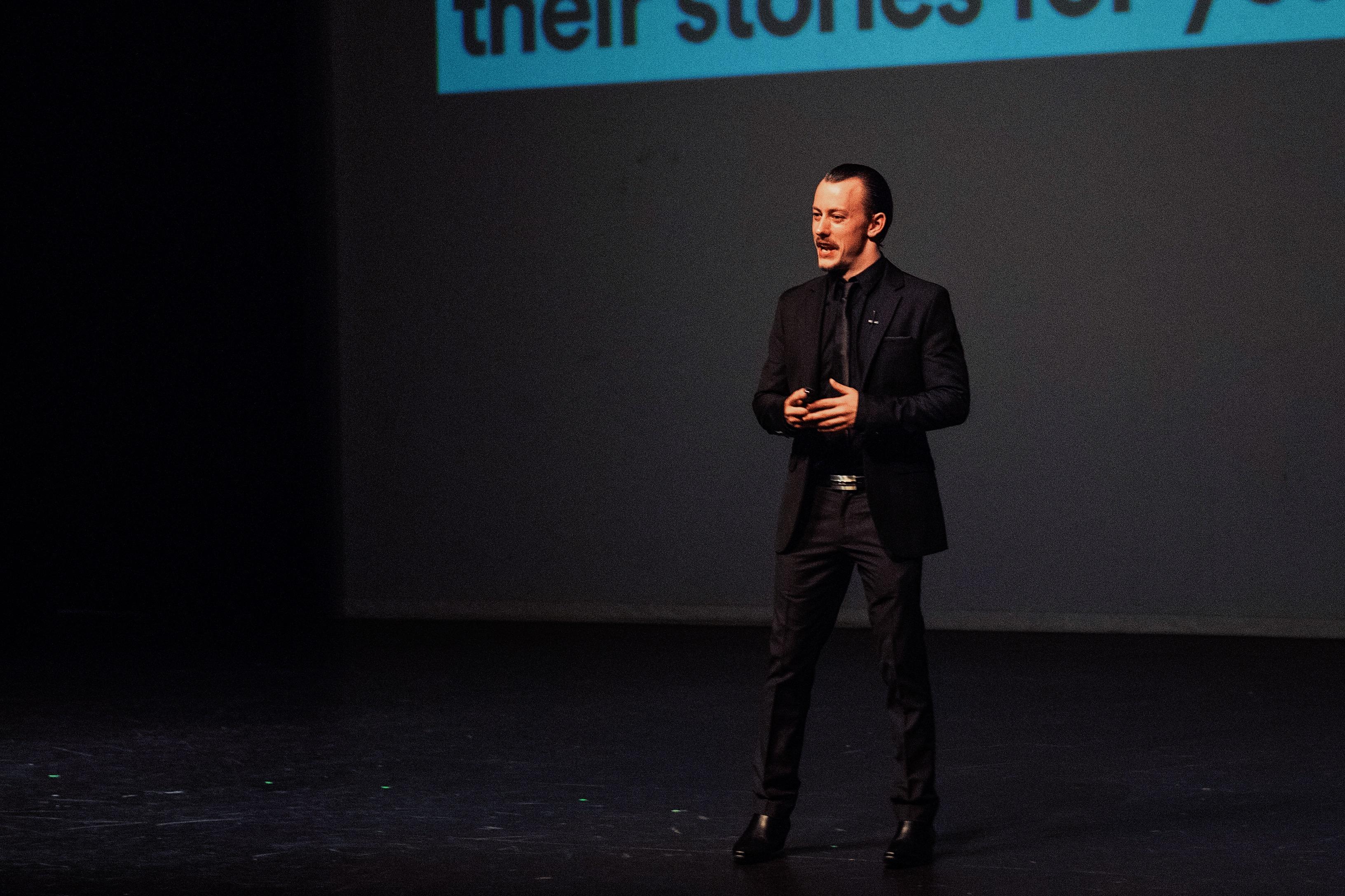 Jack Morgan Design Speaker