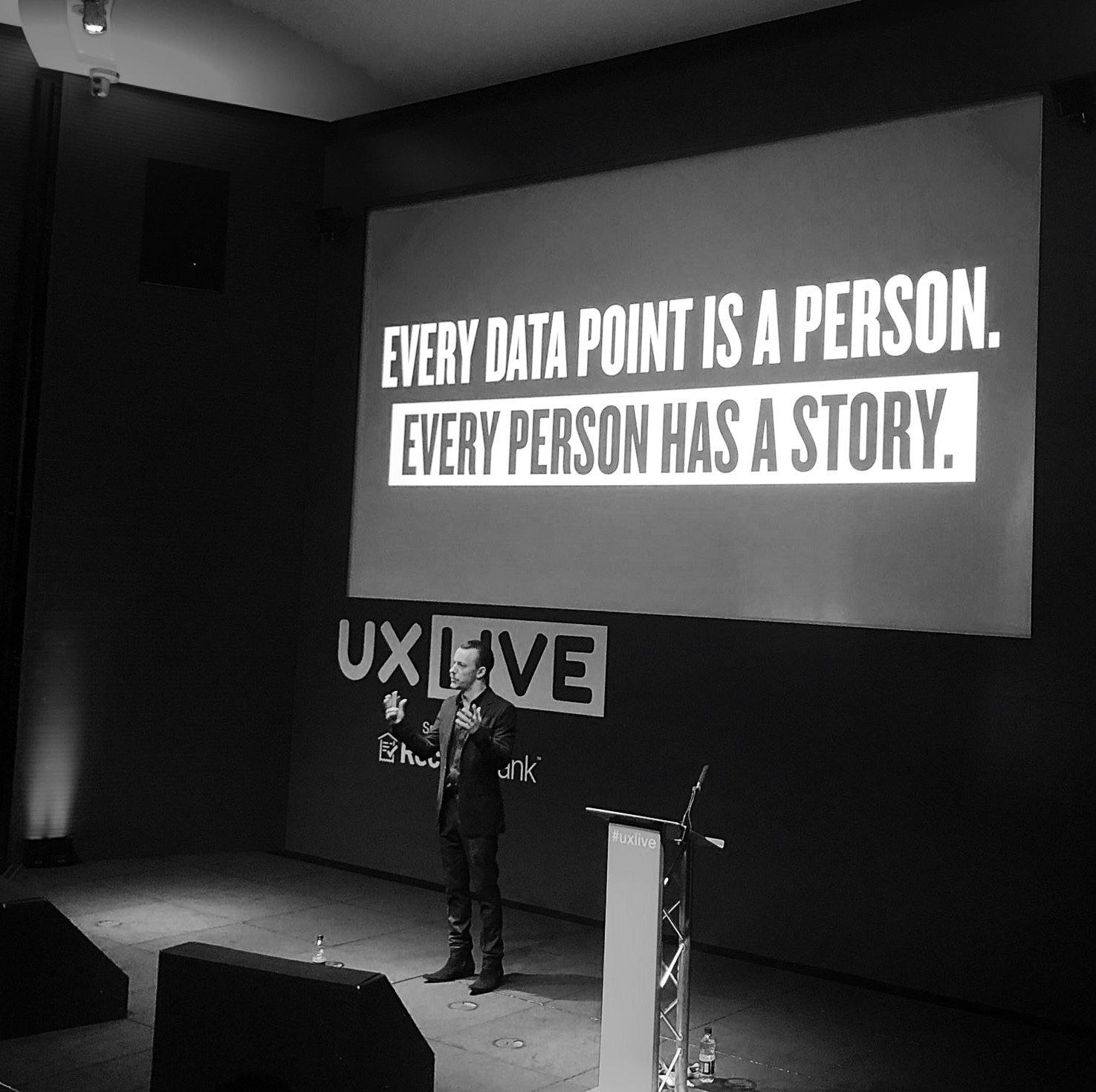 Jack Morgan UX Live Keynote Talk