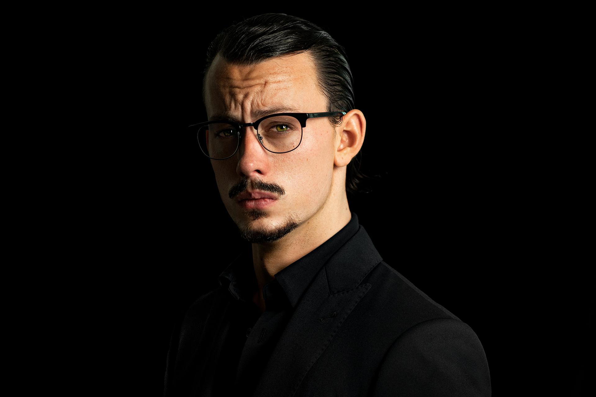 Jack Morgan, Designer - Headshot
