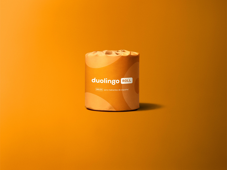 Duolingo Roll in-hand for Spanish speakers