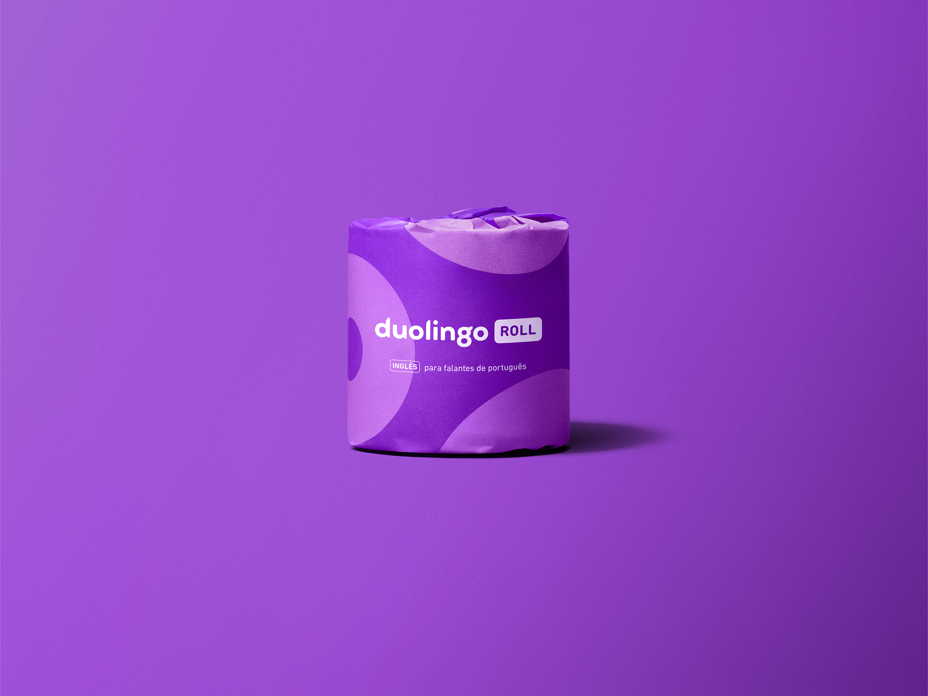 Duolingo Roll in-hand for Portuguese speakers